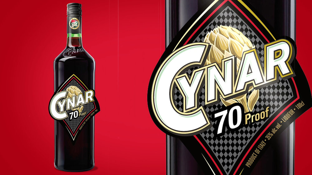 Cynar - INSTAGRAM SPOT FOR CYNAR