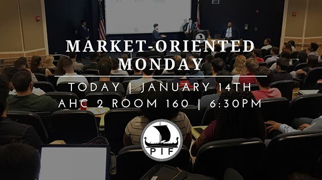 Join us at our first Monday meeting Today! Learn more about the latest developments and the effect on the economy. This week's meetings are OPEN TO EVERYONE, so feel free to bring along any friends who want to learn more about what PIF has to offer. • • • @fiubusiness @fiumarketing @fiucareer @fiuinstagram  #business #marketing #fiu #finance #banking #investmentbanking #invest #promotion #college #university #universitylife #collegelife #businessclub #inspiration #wallstreet #florida #floridainternationaluniversity #goldmansachs #jpmorgan #morganstanley #bank #money #financialliteracy #future #education #learning #professional
