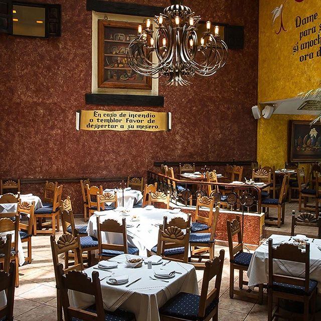 Celebra el dia de la revolución mexicana en @villamariamx. Prueba su menú exclusivo para @buenprovecho_cdmx. Reserva tu mesa en @opentable