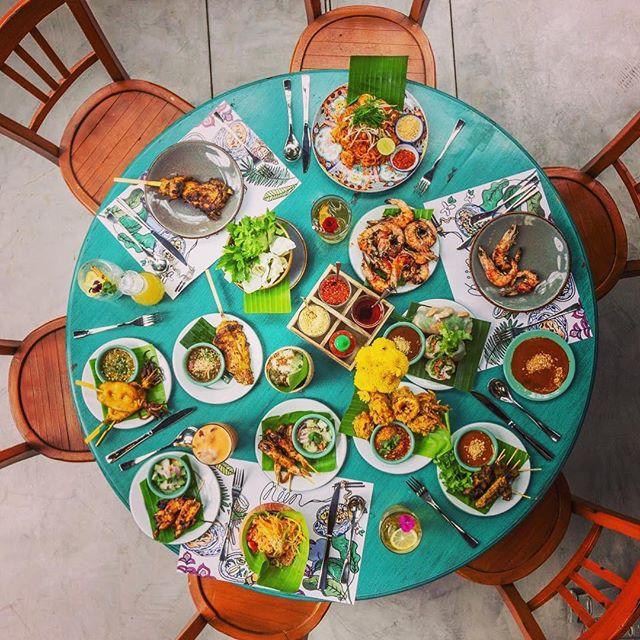Esta podría ser tu mesa en @kiinthaivietmx. ¿Qué esperas? Visitalos para restuarant week que se acaba el 24 de Noviembre.