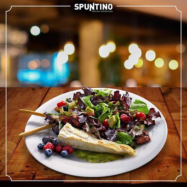 @spuntinomx opción argentina en Polanco. Prueba su menu hoy en este último día de @buenprovecho_cdmx