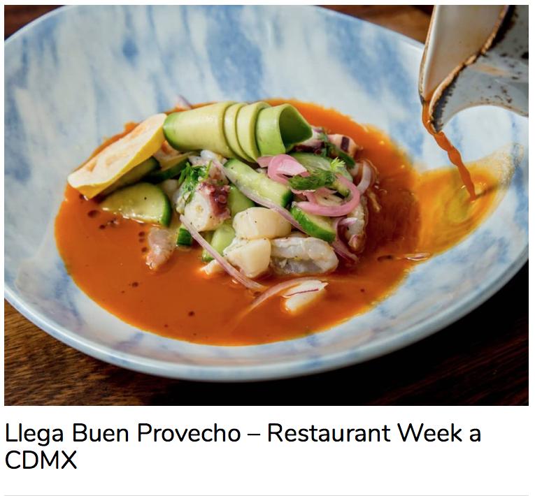 Gourmet de Mexico