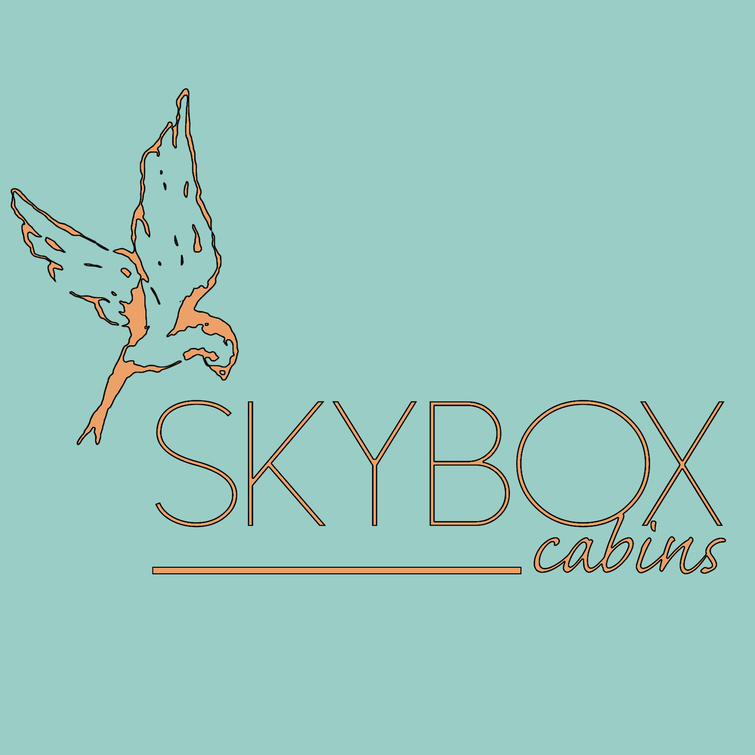 Skybox Cabins - Unique Cabins in Glen Rose