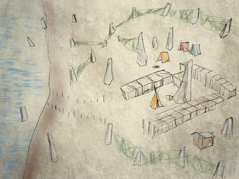 The Prison Camp