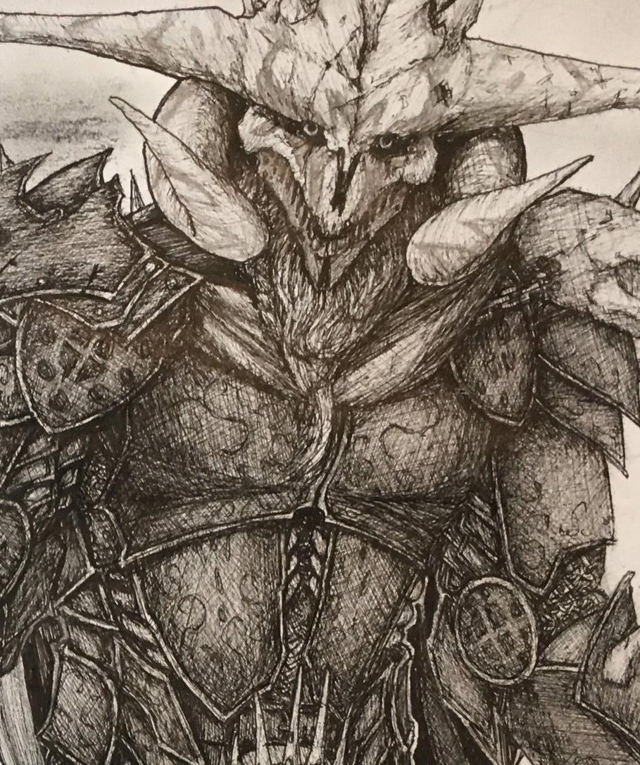Rokus, the Goliath King