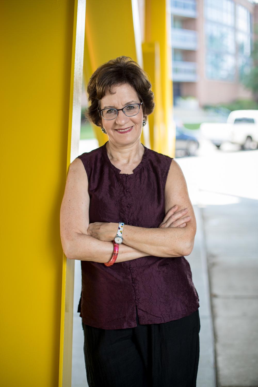 Ina R. Silvergleid,  founder of A Bridge Forward