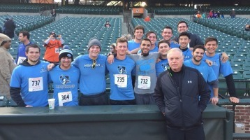 Johns Hopkins Baseball Community Service Update