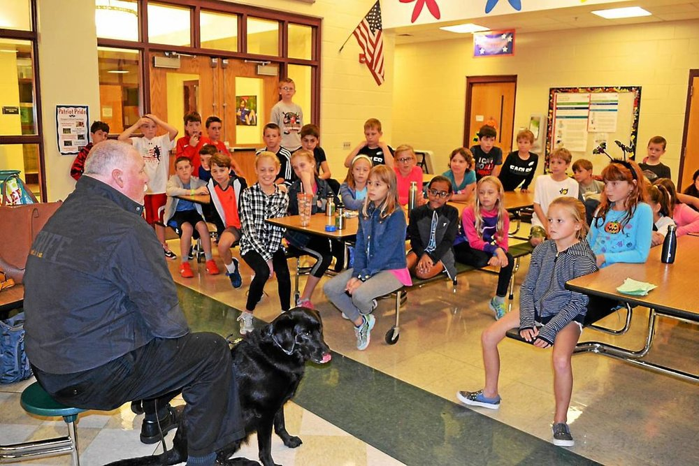 Chesco sheriff promotes 'kids to kids' kindness