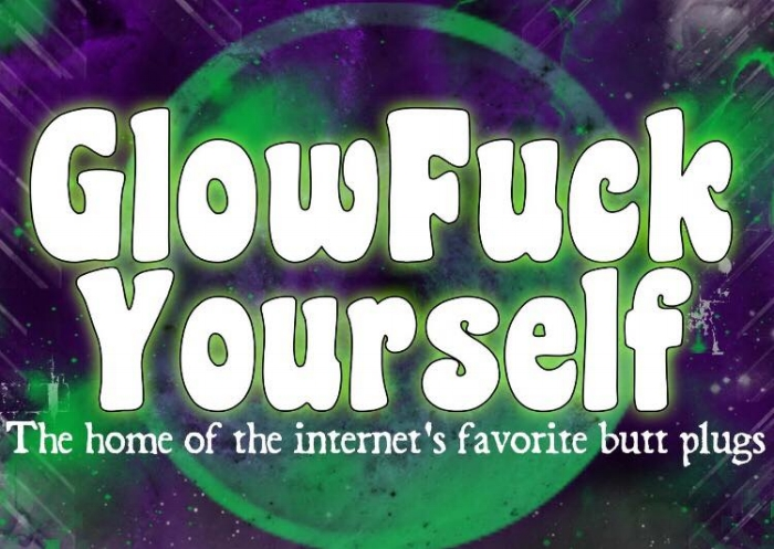 "Glow Fuck Yourself    Use discount code ""PLAYPARTY2019"" (ALL LOWERCASE, ALL ONE WORD)    20% Discount"
