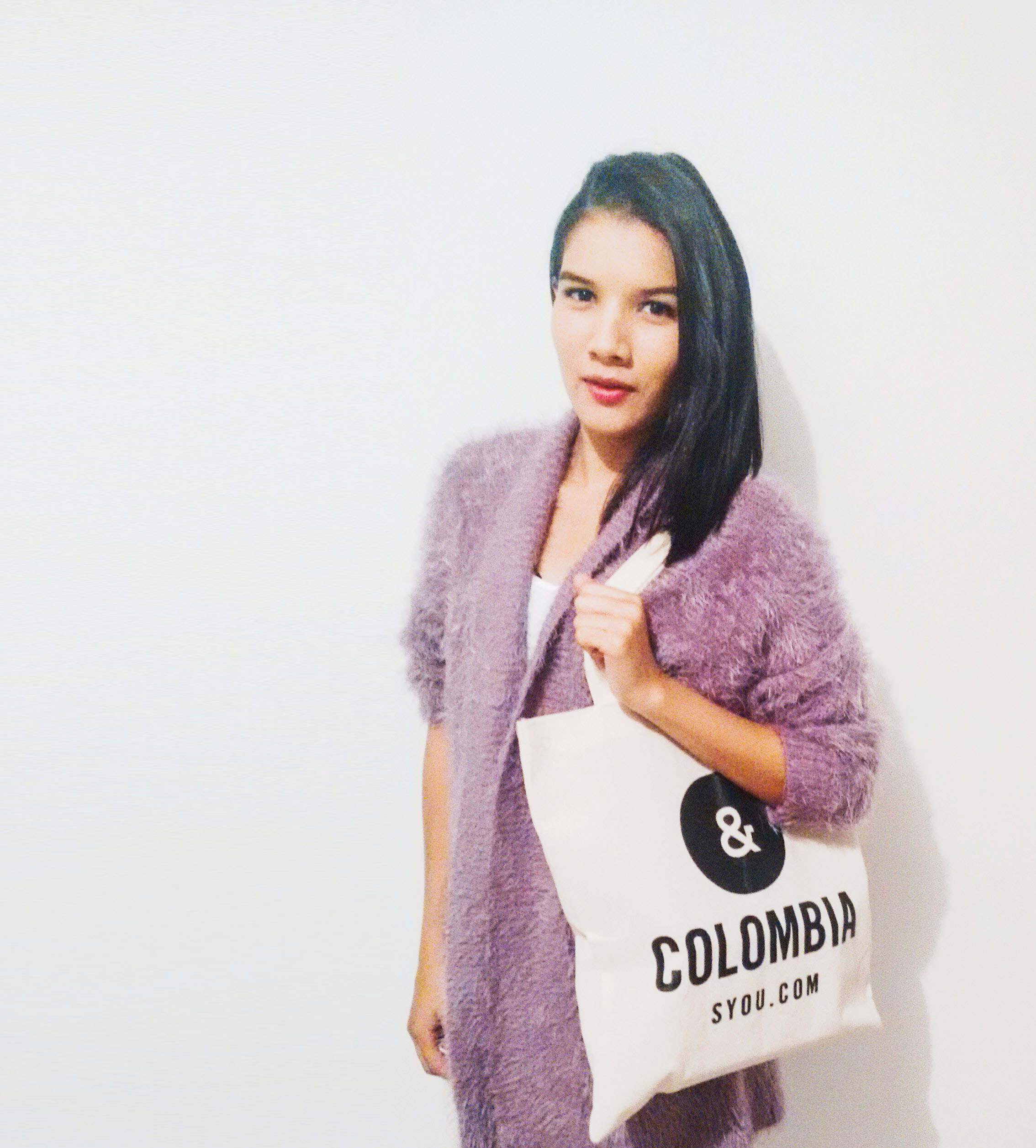 SYOU COLOMBIAN BLOGGER
