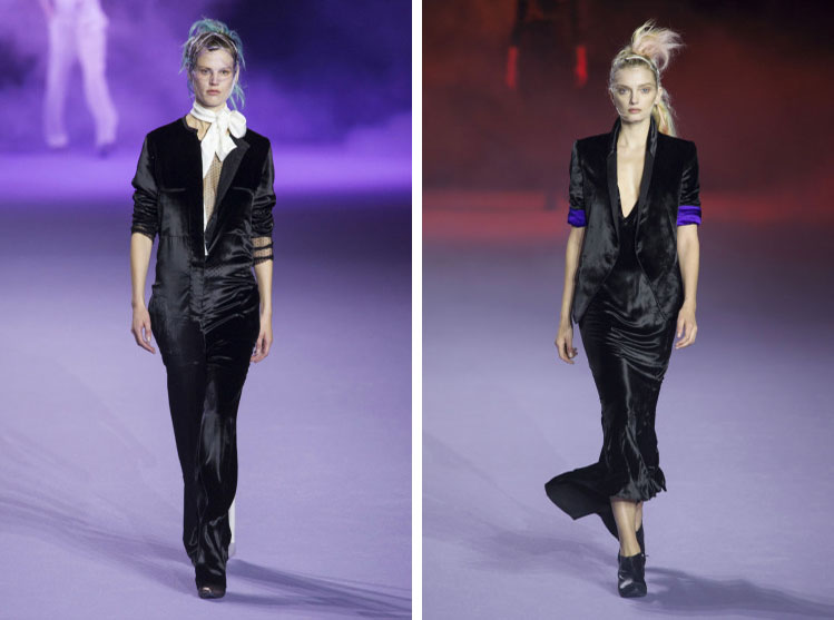Diseñadores de moda colombianos Hairde Ackermann