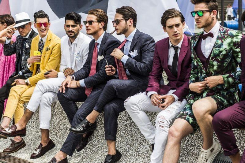 moda masculina colombia pitti uomo