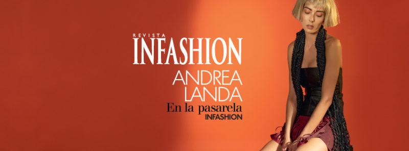 ANDREA LANDA INFASHION MODA COLOMBIANA COLOMBIAMODA 2016