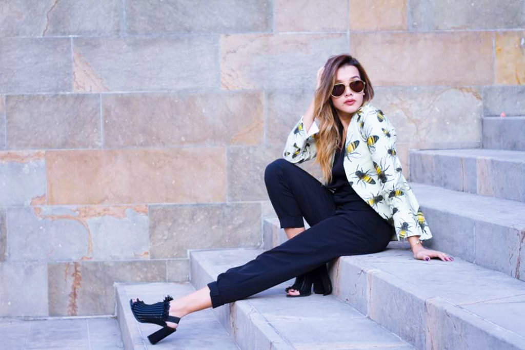 Style Gibberish – Carolina Santamaría –Blog Colombia outfits colombiamoda – STREET STYLE