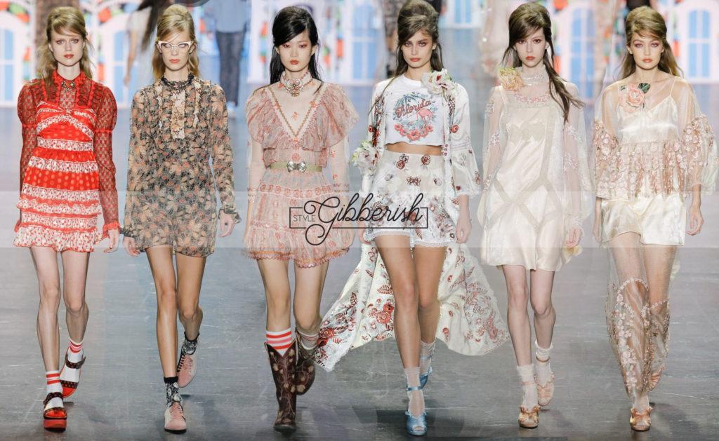anna sui new york fashion week spring summer 2017