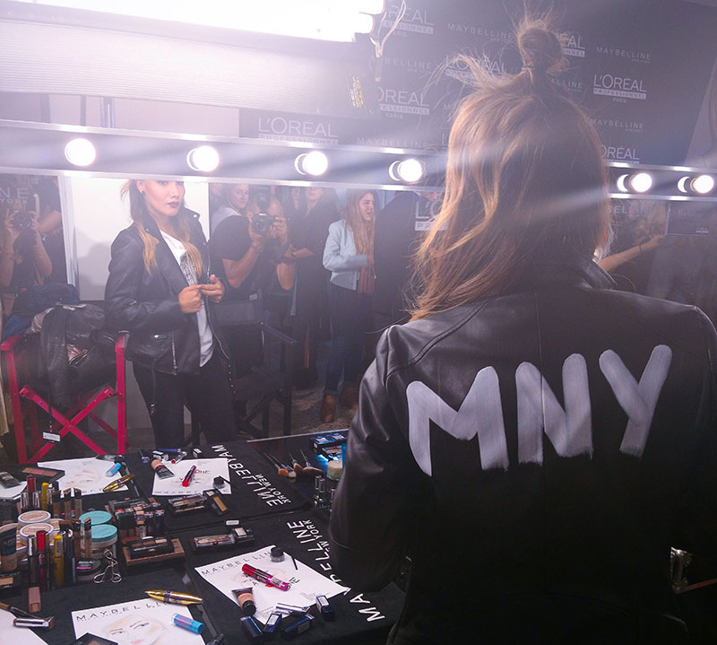 maybelline-backstage colombian blogger