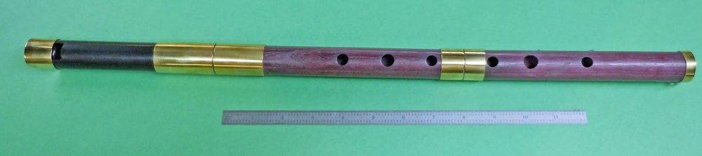 Low D Flute