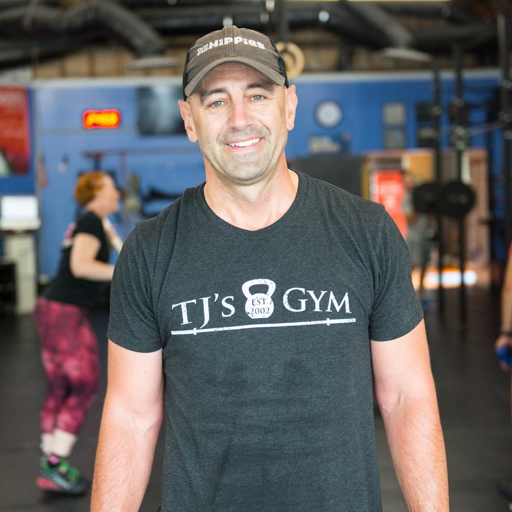 MEMBER SPOTLIGHT - Glen has been at this thing for quite awhile. True model of consistency  and getting the job done, week after week, year after year. Rumor has it  that his father-in-law will be joining our new Legends program, making  this a three-generation family affair for Glen and his wife, Stephanie,  whose daughter, Brynn, is also a TJ's athlete. Very cool! We are lucky  to have you all!