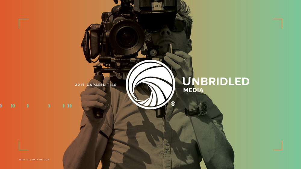 Unbridled Media Presentation Deck