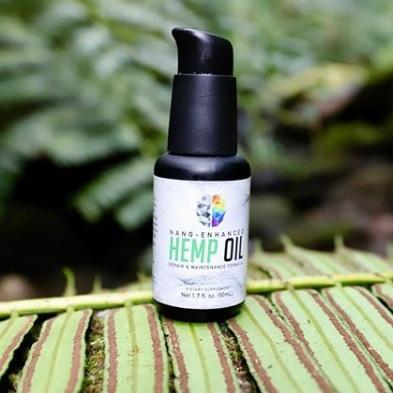 PMB Hemp Oil