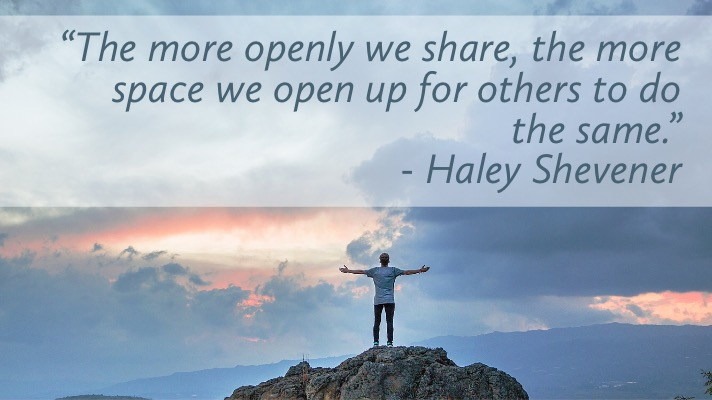 Quote by: Haley Shevener