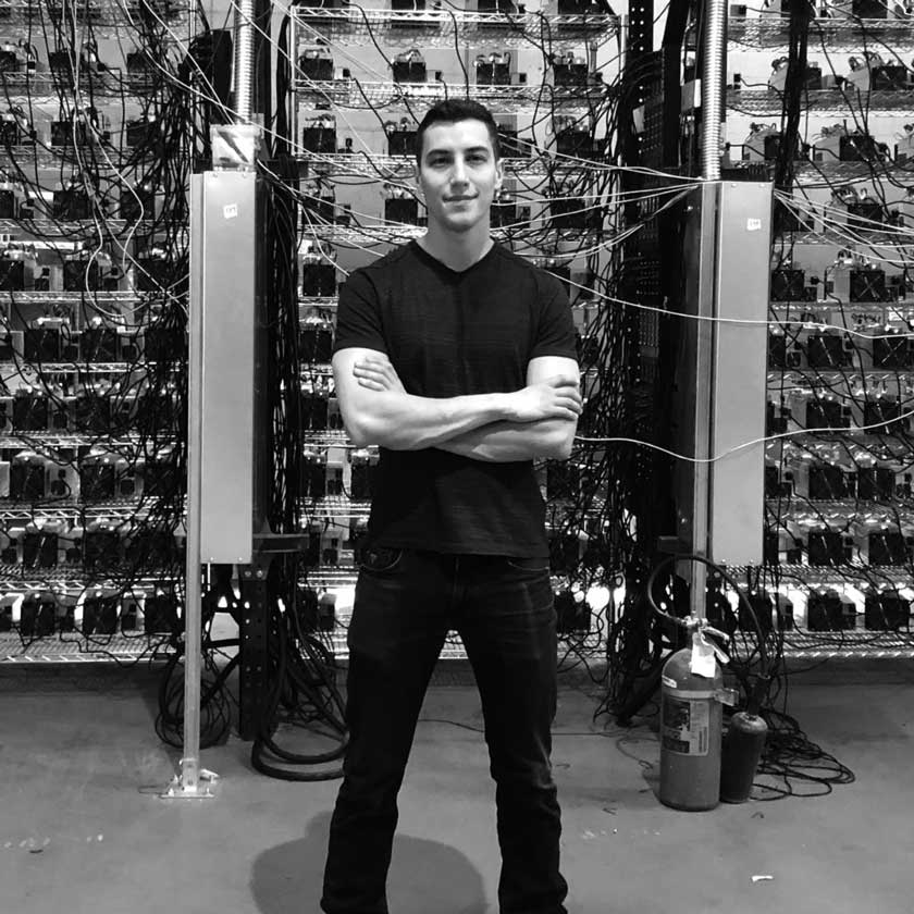 Karl Diab - Blockchain Engineer, Riot Blockchain
