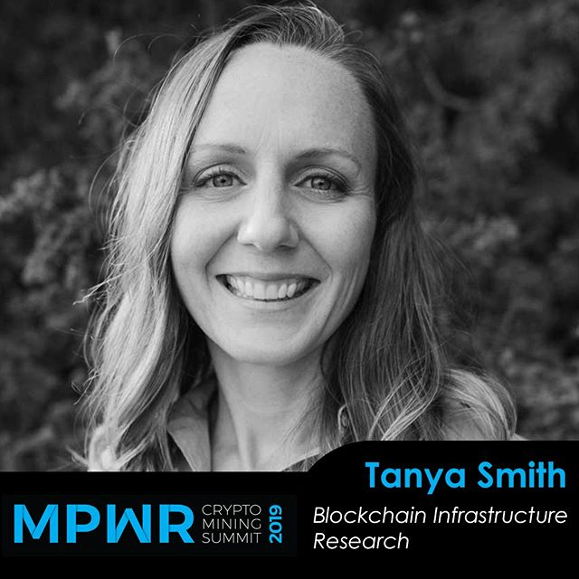 Tanya Smith, CEO at Blockchain Infrastructure Research, will be kicking off #MPWRsummit - BIR's annual flagship event! - - Tanya is a professional applied economist, trained at the London School of Economics. She formerly worked for the United Nations Development Programme and the World Bank, conducting risk analyses and international emerging market research. Tanya has particular expertise in supply and value chain assessment, policy and regulatory landscape evaluations, and price and trend analysis. Tanya is a strong business leader and avid blockchain enthusiast. - - #MPWRsummit #BlockchainInfrastructureResearch #BIR #cryptomining #crypto #blockchain #digitalcurrency #cryptocurrency #bitcoin #ethereum #ASIC #GPU #energy #cryptonews #blockchainnews #innovation #Vancouver #BlockchainVancouver #BlockchainCanada #CryptoVancouver #CryptoCanada