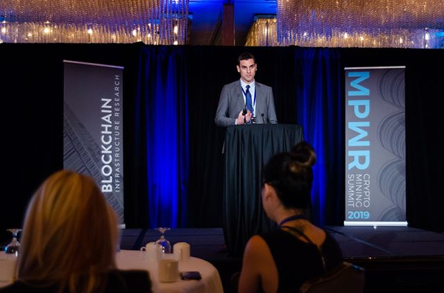 Wes Fulford, CEO of @Bitfarms, shared his take on the current state of the #cryptomining industry and the role that Bitfarms plays within that landscape. -- #MPWRsummit 2019 was a great success! We would like to thank our speakers, exhibitors, sponsors, and attendees for making this event a great success. It was a true testament to the strong #cryptomining community both locally, in #Vancouver, and globally. -- #bitfarms #crypto #blockchain #innovation #energy #sustainability #digitalcurrency #bitcoin #cryptocurrency #cryptonews #blockchainnews #investment #stablecoin #Vancouver #BlockchainVancouver #BlockchainCanada #CryptoVancouver #CryptoCanada