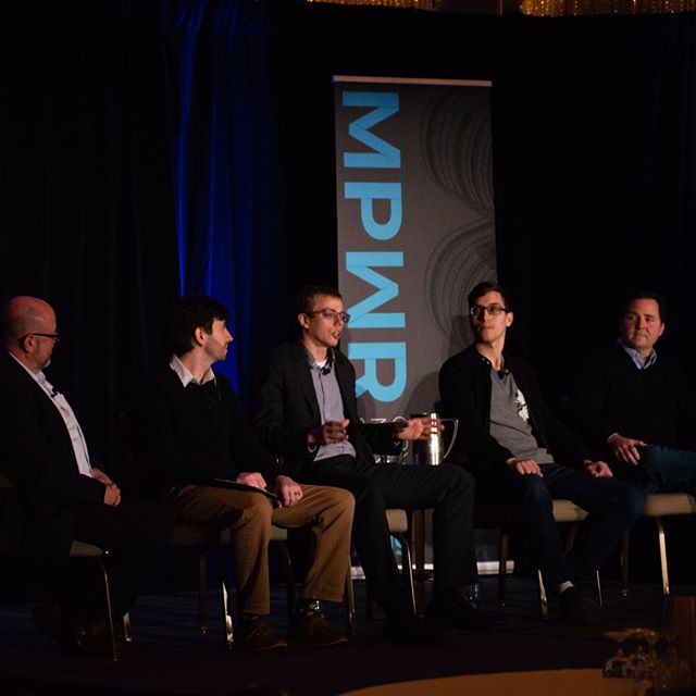 It was fantastic having five #cryptomining experts join us for the afternoon panel session. The discussions and questions were lively - going from discussing #energy to #assets to #investments in the #crypto space. Thanks to Trevor Curwin, John Cooper, Ben Gagnon, Karl Diab, and Ed Holloway for sharing your insights with the #MPWRsummit audience! -- #crypto #blockchain #innovation #energy #sustainability #digitalcurrency #bitcoin #cryptocurrency #cryptonews #blockchainnews #investment #stablecoin #Vancouver #BlockchainVancouver #BlockchainCanada #CryptoVancouver #CryptoCanada