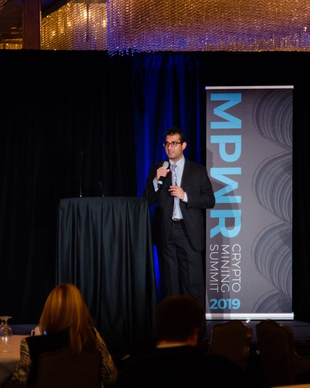 Chetan Phull took the stage to present on the complex #regulatory world surrounding #cryptomining – leaving us wanting to learn much more! -- #tbt to #MPWRsummit 2019! We would like to thank our speakers, exhibitors, sponsors, and attendees for making this event a great success. It was a true testament to the strong #cryptomining community both locally, in #Vancouver, and globally. -- #crypto #blockchain #innovation #energy #sustainability #digitalcurrency #bitcoin #cryptocurrency #cryptonews #blockchainnews #investment #stablecoin #Vancouver #BlockchainVancouver #BlockchainCanada #CryptoVancouver #CryptoCanada