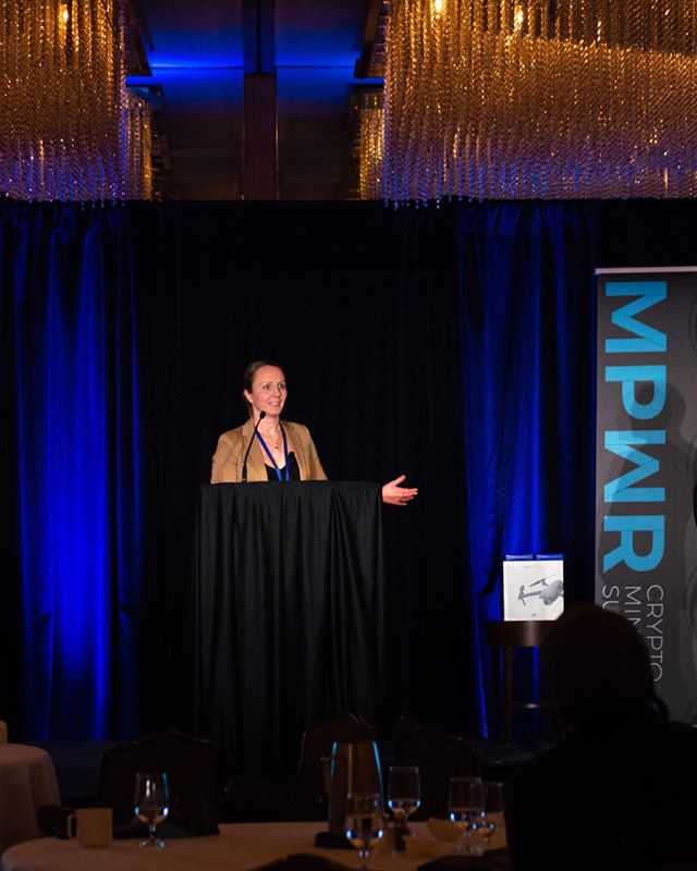 Tanya Smith, CEO of Blockchain Infrastructure Research, gave a few words at the beginning and end of #MPWRsummit briefly discussing the state of the #blockchain, #crypto, and #cryptomining industry and community. -- Taking a look back at #MPWRsummit 2019! We would like to thank our speakers, exhibitors, sponsors, and attendees for making this event a great success. It was a true testament to the strong #cryptomining community both locally, in #Vancouver, and globally. -- #crypto #blockchain #innovation #energy #sustainability #digitalcurrency #bitcoin #cryptocurrency #cryptonews #blockchainnews #investment #stablecoin #Vancouver #BlockchainVancouver #BlockchainCanada #CryptoVancouver #CryptoCanada