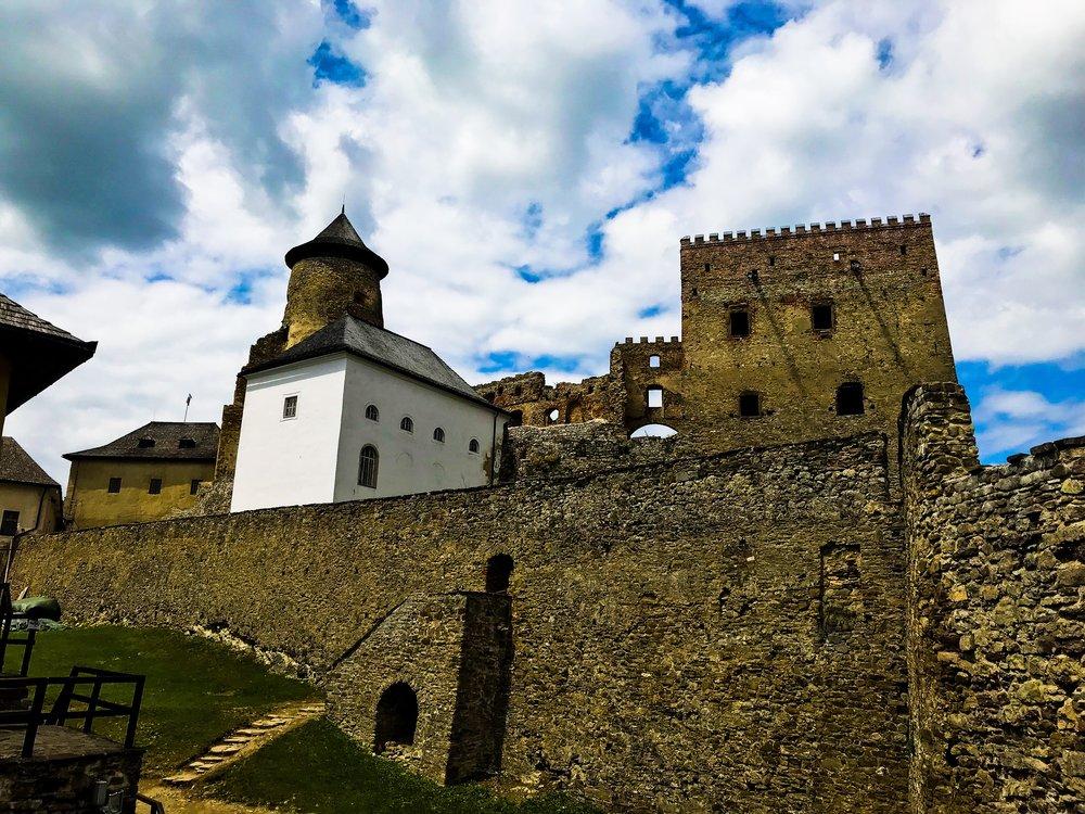 Stará Lubovňa castle