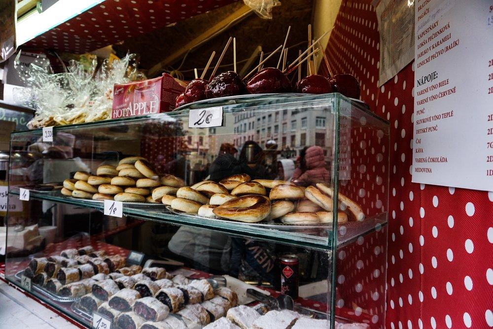 Bratislavský rožok and other bakery products