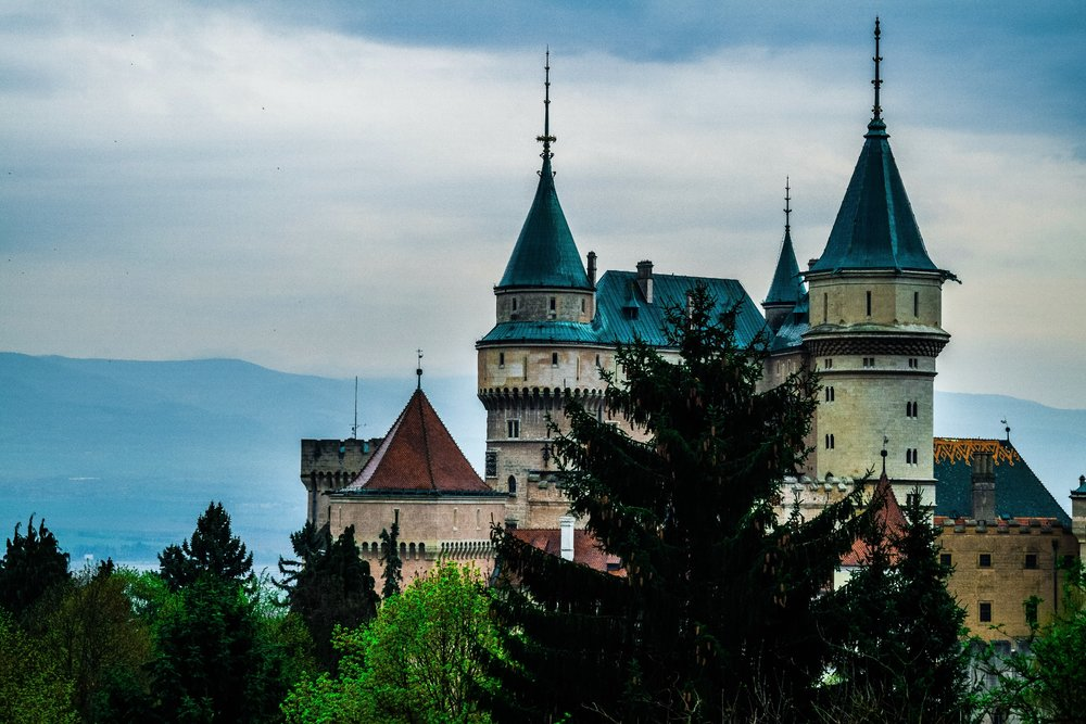 Chateau Bojnice