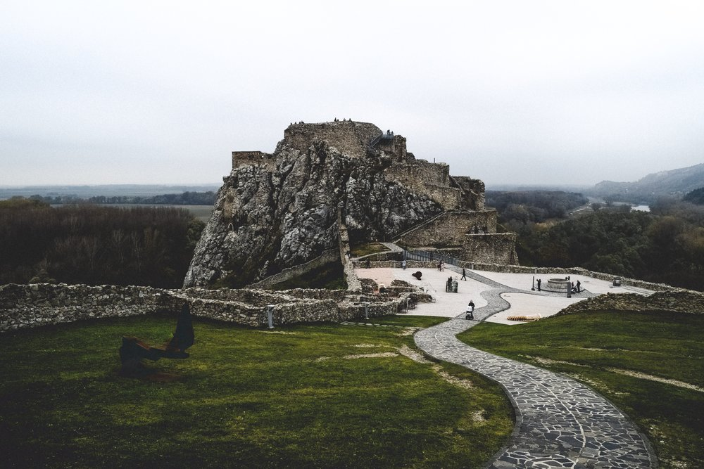 Devín castle -