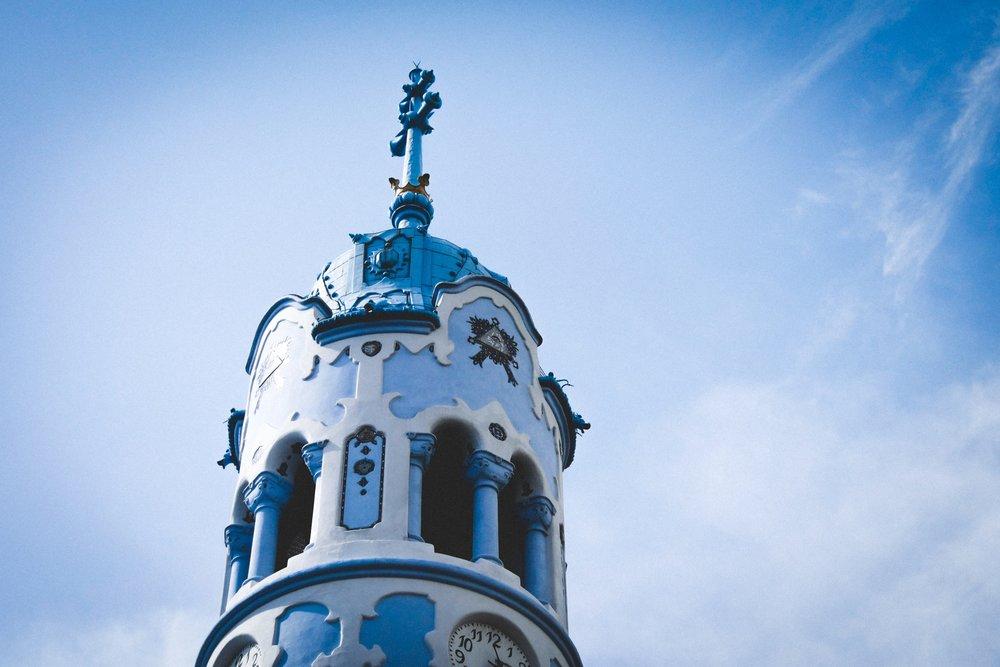 Bratislava Through a LENS -