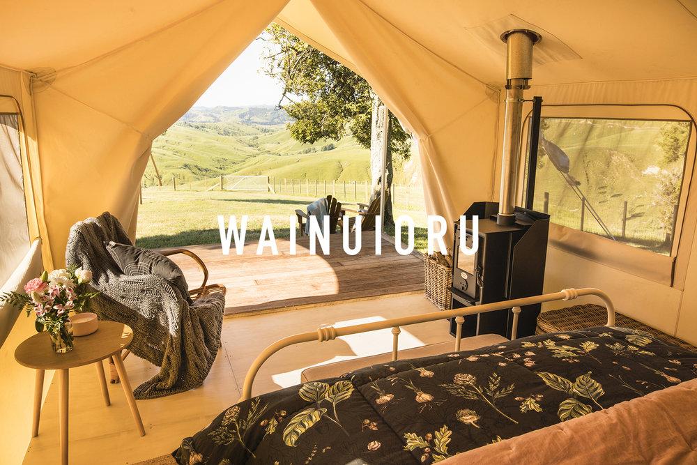 Wainuioru (Fallow Hills)