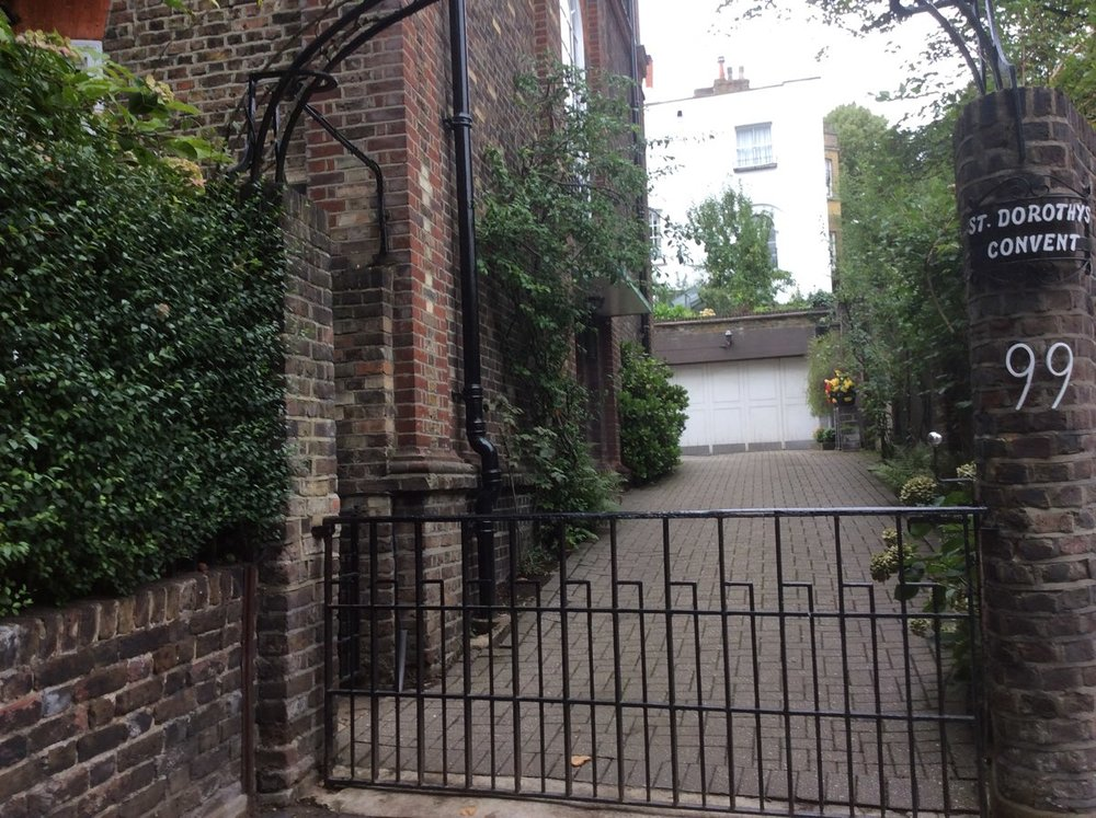 St Dorothy's Residence Entrance