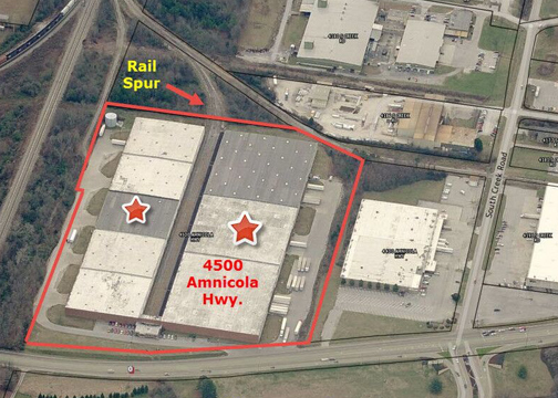 Industrial Warehouse Complex - ACQUISITION APPRAISAL