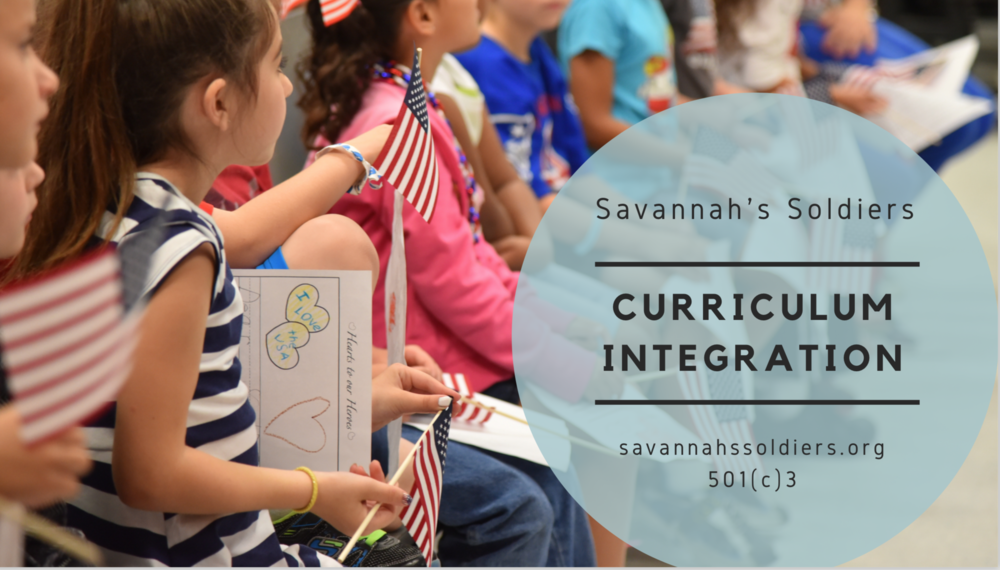 Click on the Curriculum Integration Plan picture for a complete downloadable PDF.
