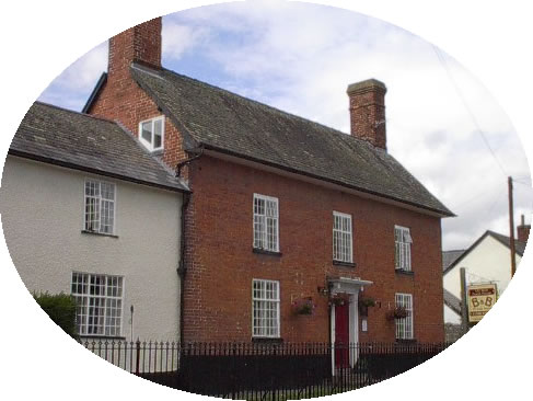 The Old Brick House, Bishops Castle