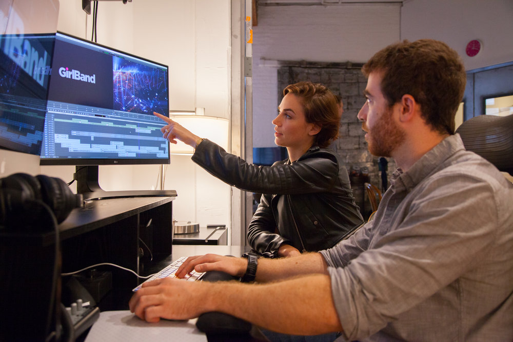 What makes creating a trailer with GB unique? - The mix of brain power and creative energy. Our editors work pretty independently once the ball gets rolling - but before that, lots of ideas come from lots of people (from assistants to writers to musicians to designers to editors and creative directors). We take nothing off the table until the fat man sings.