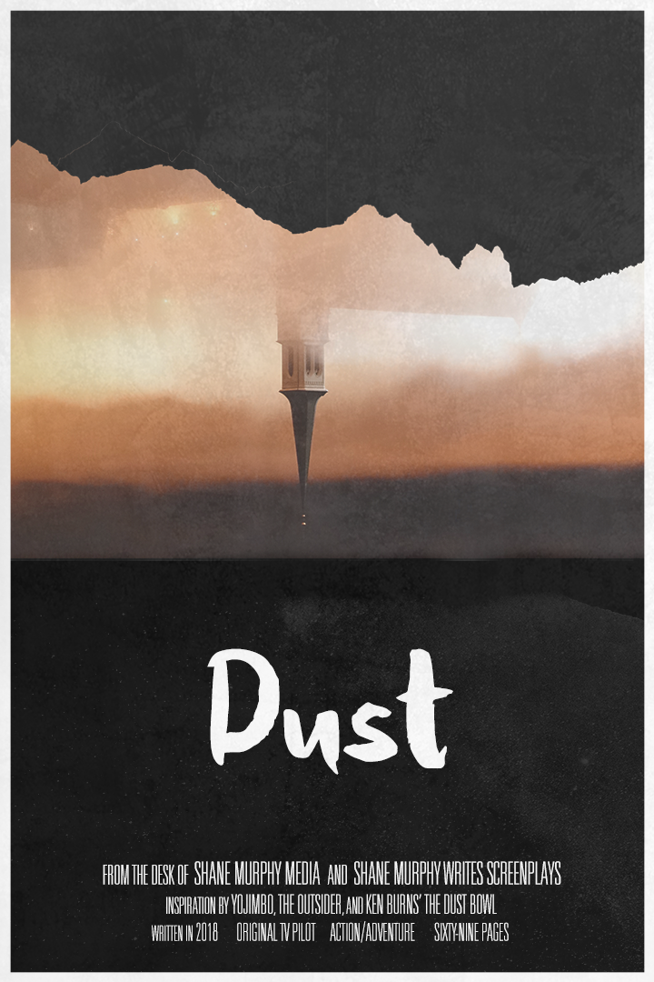Western Pilot - As a growing mountain town becomes a sanctuary for Dust Bowl refugees, the town's leadership exploits the influx for human trafficking. When the town's Mayor is assassinated, a discredited politician and vigilante cowboy look to redeem themselves within a power vacuum of crime, corruption, sex slavery and a growing sinister cult.