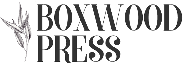 Boxwood Press