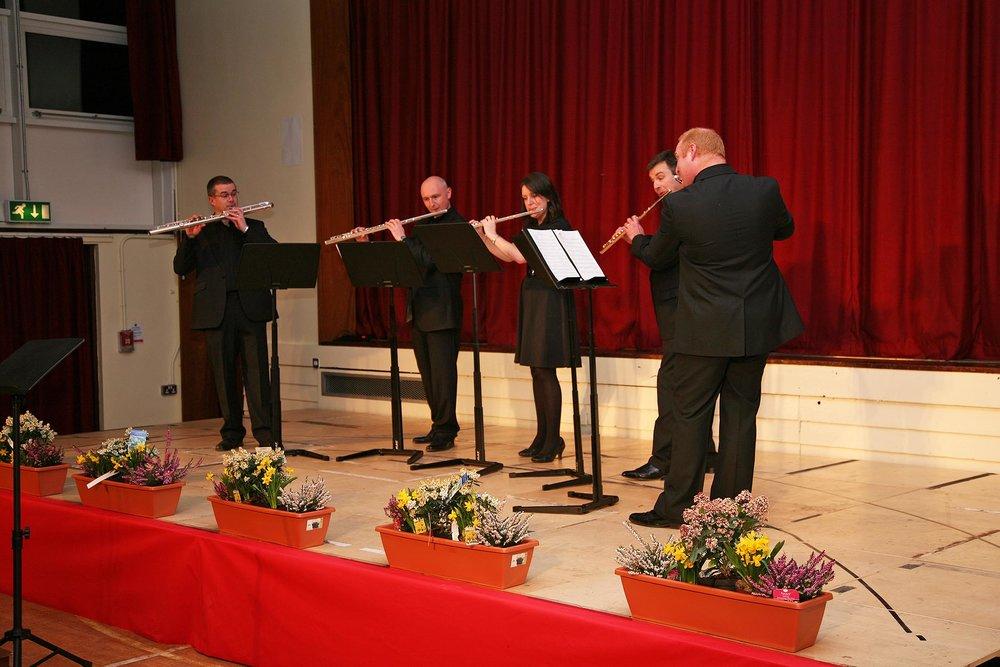 Quicksilver Flute Ensemble