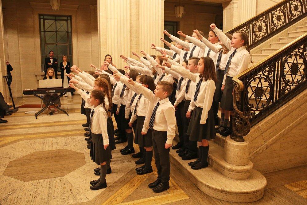 Kilbride Central Primary School Choir