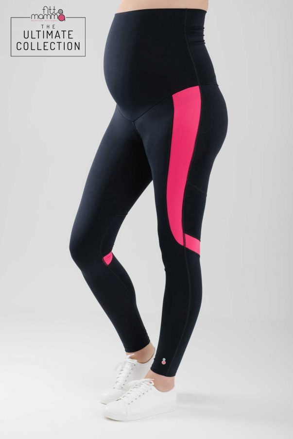 ..Ultimate Pregnancy Fitness Leggings