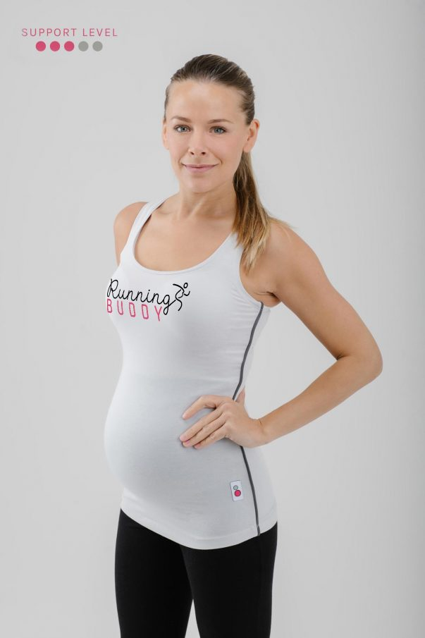 ..Running Buddy Pregnancy Exercise Top