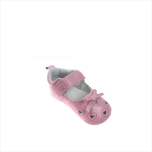08ad907db9c06 Baby Girl s Shoes Pink — Tots Amazing