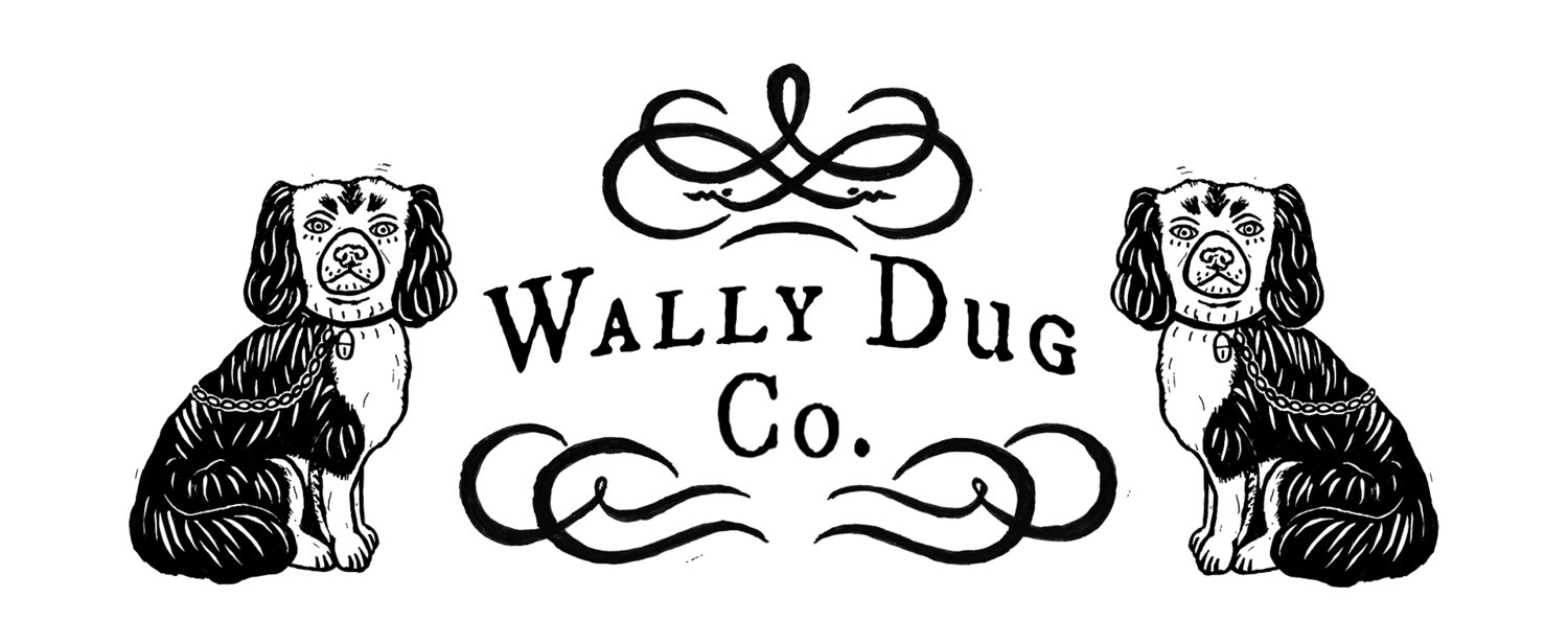 Wally Dug Co. -- Men's Carpet Shoes